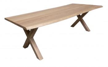 tafel Boomstamtafel SALBT04 Salvator Meubelen