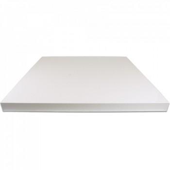 Tafelblad Horeca tafelblad wit 5cm dik Horeca
