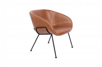 Zetel Feston lounge chair Zuiver