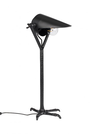 Verlichting Falcon desk lamp Black Dutchbone
