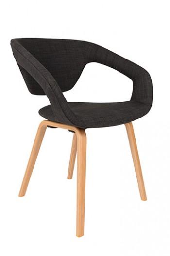 stoel Flexback Armchair Zuiver