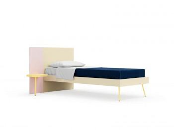 AMBO SINGLE BED meubelen