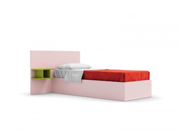 Bed DINO SINGLE BED NIDI kinderkamers - Tienderkamers