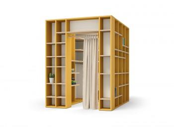 HOLLY BOOKCASE meubelen