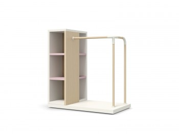 LOOP SYSTEM WITH BOOKCASE meubelen