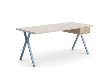 DESK WITH CLESSIDRA LEGS meubelen