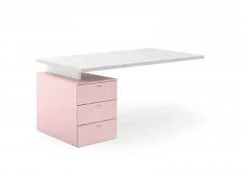 DESK WITH DRAWER UNIT meubelen