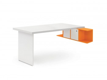 DESK WITH LUCE WALL UNIT meubelen