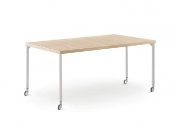 DESK WITH MOVE LEGS meubelen