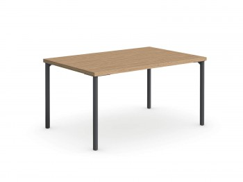 DESK WITH POLY LEGS meubelen
