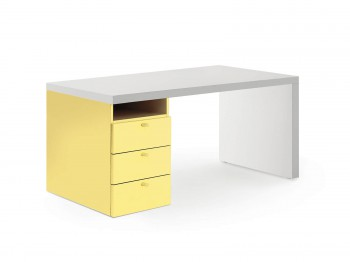 DESK WITH SIDE PANELS meubelen
