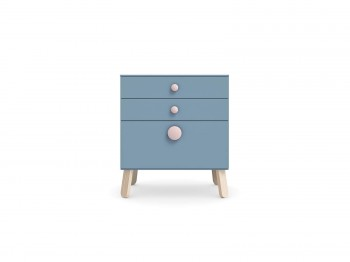 Kast LOLLY CHEST OF DRAWERS NIDI kinderkamers - Tienderkamers