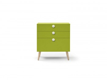 Kast WOODY CHEST OF DRAWERS NIDI kinderkamers - Tienderkamers