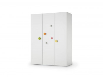 WARDROBE WITH NIT HINGED DOOR meubelen