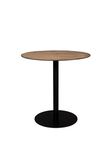 Tafels Braza Round bistro table Dutchbone