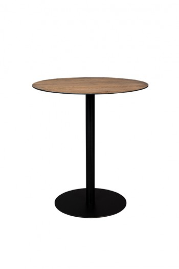 Tafels Braza Round counter table Dutchbone