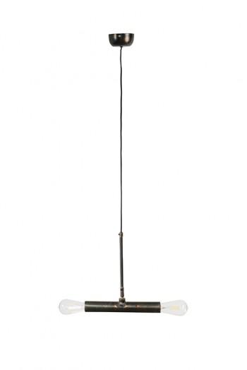 Verlichting Doppio pendant lamp Dutchbone