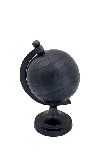 Decoratie Miles globe Dutchbone