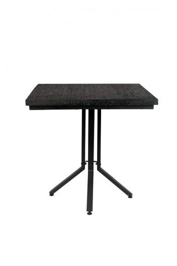 tafel Vierkante bistro tafel Salvator Meubelen