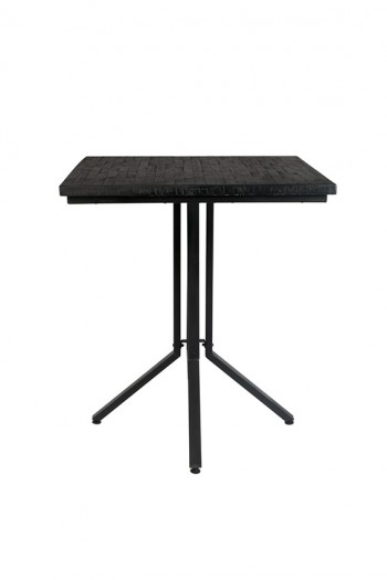 tafel vierkante bistro countertafel Salvator Meubelen