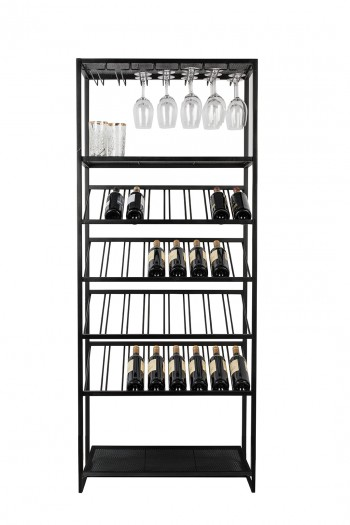 Cantor wine shelf