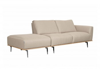 zetels Noir wooden frame Furninova meubelen
