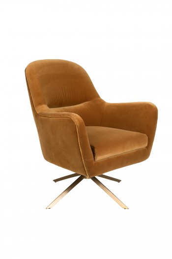 Zetels Robusto lounge chair Dutchbone
