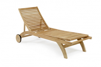 CALCUTTA LOUNGER NATURAL COLOR meubelen