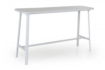 OLIVET BAR TABLE WHITE meubelen