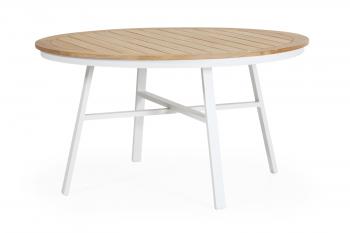 OLIVET DINING TABLE WHITE meubelen