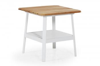 OLIVET COFFEE TABLE WHITE 60/60 meubelen