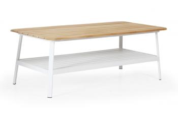 OLIVET COFFEE TABLE WHITE 110/57 meubelen