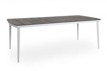 CALLANDER TABLE WHITE 208/100 meubelen