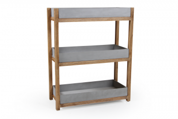 WOODFORD SHELF NATURAL COLOR meubelen