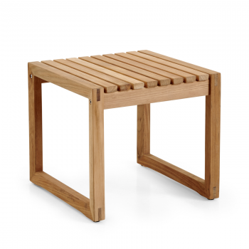 VEVI SIDE TABLE NATURAL COLOR 40/40 meubelen