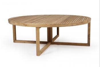 VEVI COFFEE TABLE NATURAL COLOR 120/40 meubelen