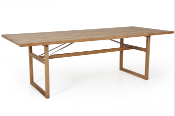 VEVI DINING TABLE NATURAL COLOR 230/95 meubelen