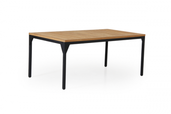 BASTIA COFFEE TABLE BLACK 110/60 meubelen