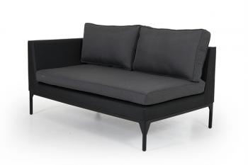 BASTIA END PIECE BLACK meubelen