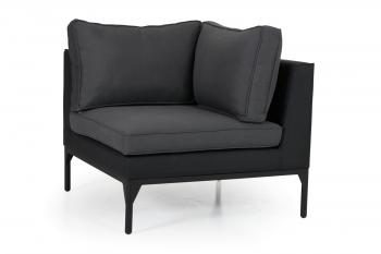 BASTIA CORNER BLACK meubelen