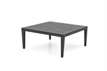 COALDALE COFFEE TABLE BLACK 70/70 meubelen