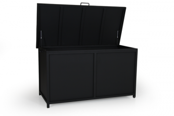 GRASSE STORAGE BOX BLACK meubelen