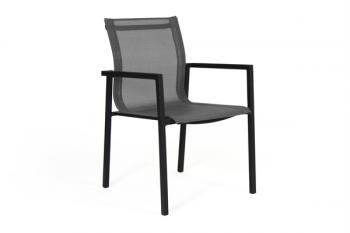 BELFORT ARMCHAIR BLACK meubelen
