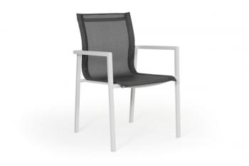 BELFORT ARMCHAIR WHITE meubelen