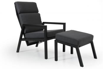 BELFORT POSITION ARMCHAIR BLACK meubelen