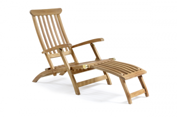 JACKSON DECKCHAIR NATURAL COLOR meubelen