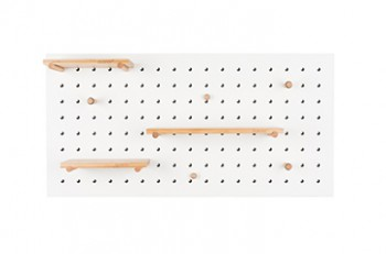 Decoratie Bundy pegboard Zuiver