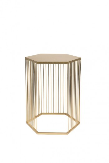 Tafel Queenbee side table Zuiver