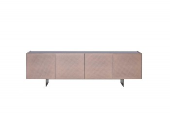 Coted sideboard