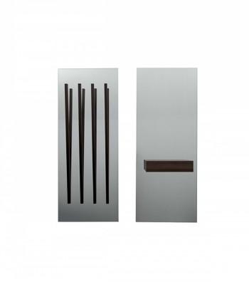 Accessoire ALICANTE mirror Tonin Casa